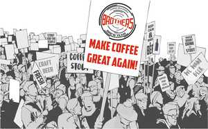 Make Coffee Great Again