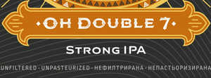 Glarus Strong IPA Oh Double 7