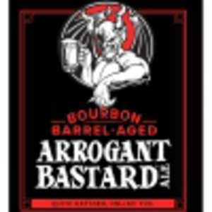Bourbon Barrel-Aged Arrogant Bastard