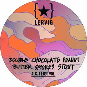 Double Chocolate Peanut Butter Smores Stout