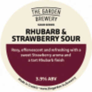 Rhubarb & Strawberry Sour